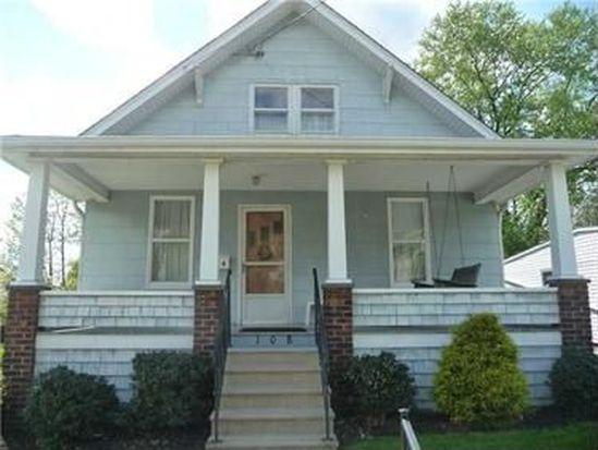 108 Emerson Ave, Farrell, PA 16121