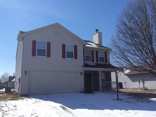 7607 Scatter Woods Ln, Indianapolis, IN 46239