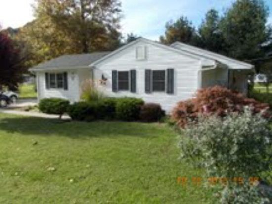 20 Brookside Dr, Lucasville, OH 45648