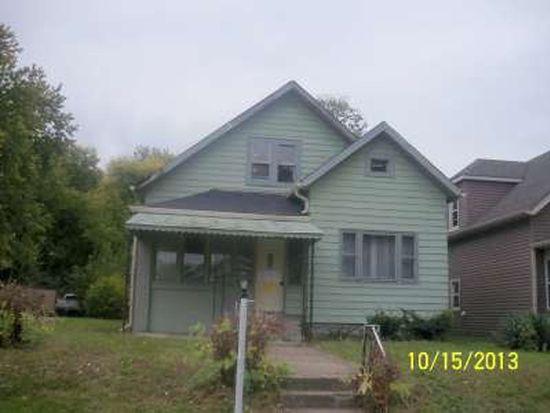 3821 Byram Ave, Rocky Ripple, IN 46208