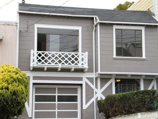 223 Arch St, San Francisco, CA 94132