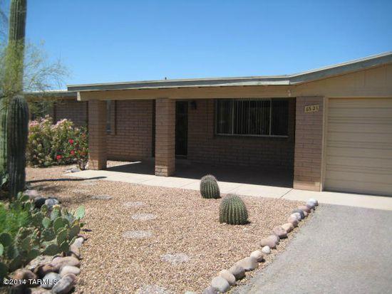 6821 N Quartzite Canyon Pl, Tucson, AZ 85718