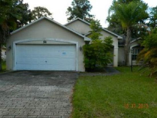 54 Fischer Ln, Palm Coast, FL 32137