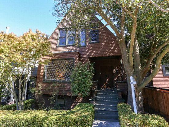 206 Edgewood Ave, San Francisco, CA 94117