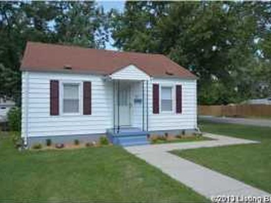 501 Inverness Ave, Louisville, KY 40214