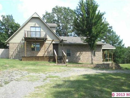 7599 W Rocky Top Rd, Fort Gibson, OK 74434