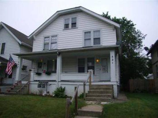 521-523 Sheldon Ave, Columbus, OH 43207