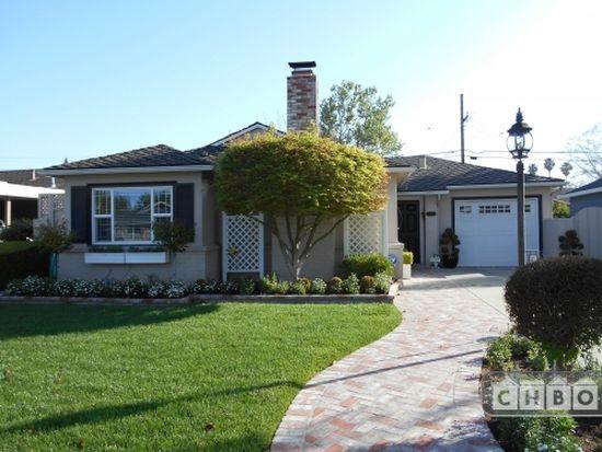 2014 Ellen Ave, San Jose, CA 95125