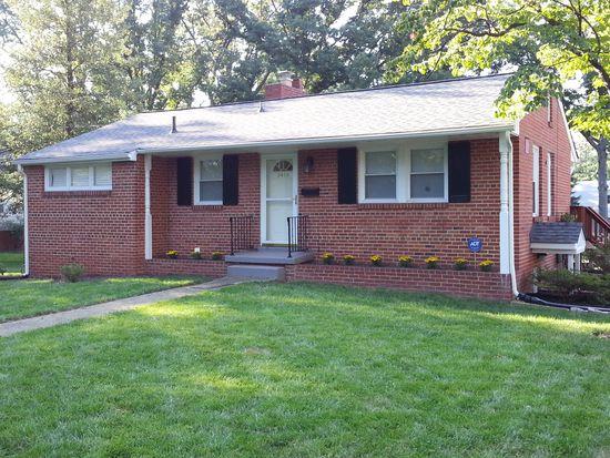 2610 Pershing Ave, Richmond, VA 23228