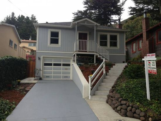661 Canyon Dr, Pacifica, CA 94044