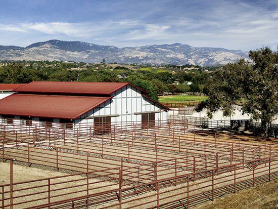 2181 N Refugio Rd, Santa Ynez, CA 93460