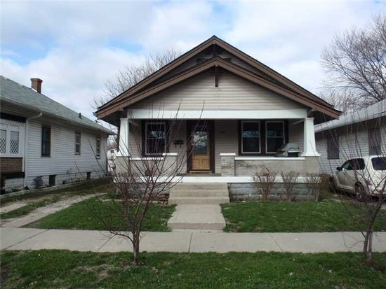 1126 King Ave, Indianapolis, IN 46222