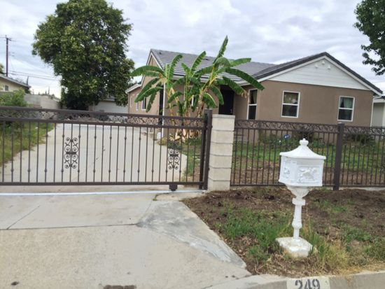 249 N Bromley Ave, West Covina, CA 91790