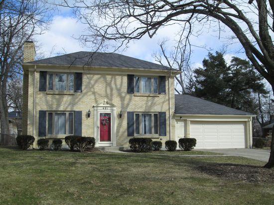 401 Canterbury Dr, Dayton, OH 45429