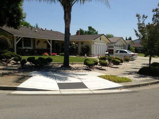 1262 San Moritz Dr, San Jose, CA 95132