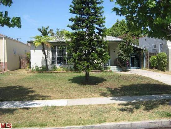 2861 Reynier Ave, Los Angeles, CA 90034