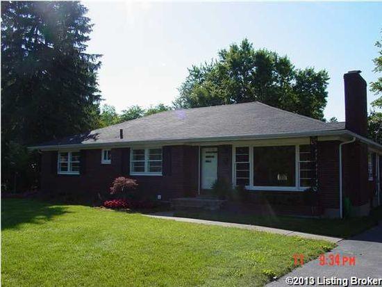 3716 Hanover Rd, Saint Matthews, KY 40207