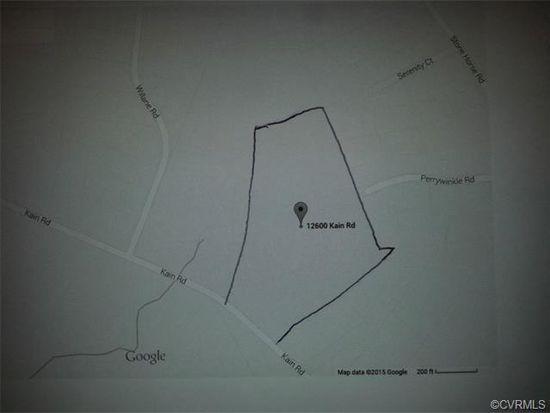 12600 Kain Rd, Glen Allen, VA 23059