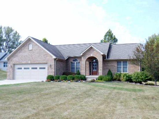 1121 W Cedar Ln, Crawfordsville, IN 47933