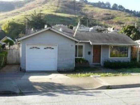 1137 Hillside Blvd, South San Francisco, CA 94080
