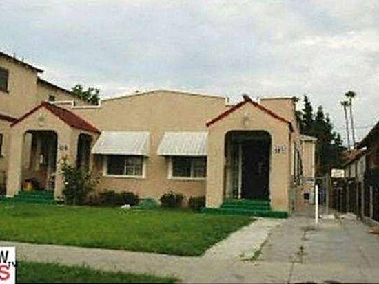 5735 Ruthelen St, Los Angeles, CA 90062