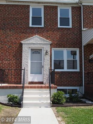 6827 Duluth Ave, Baltimore, MD 21222