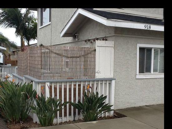 918 S Pacific St APT 4, Oceanside, CA 92054