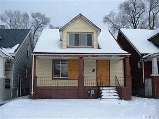 16694 Tuller St, Detroit, MI 48221