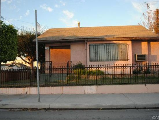 3741 E 3rd St, Los Angeles, CA 90063