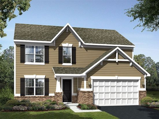 McKinley - Brookhaven by Ryland Homes