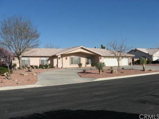 12845 Quail Vista Rd, Apple Valley, CA 92308