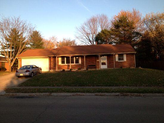 3232 Powhattan Pl, Dayton, OH 45420