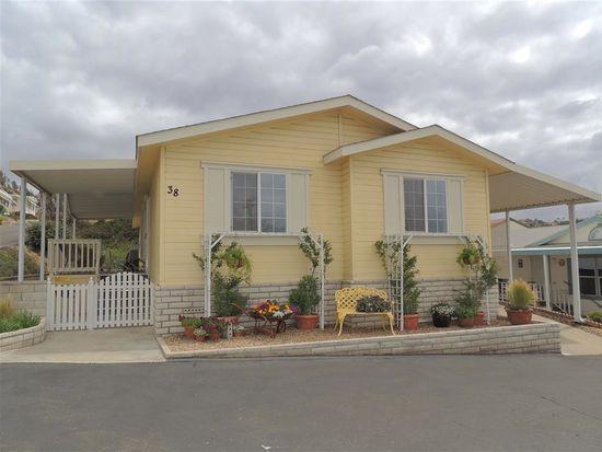 12250 Vista Del Cajon Rd SPC 38, El Cajon, CA 92021