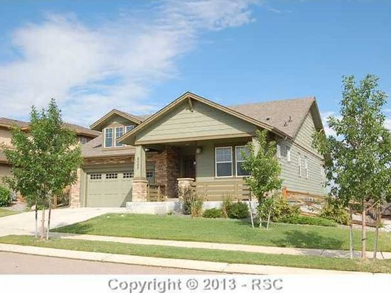 6643 Big Leaf Ln, Colorado Springs, CO 80927