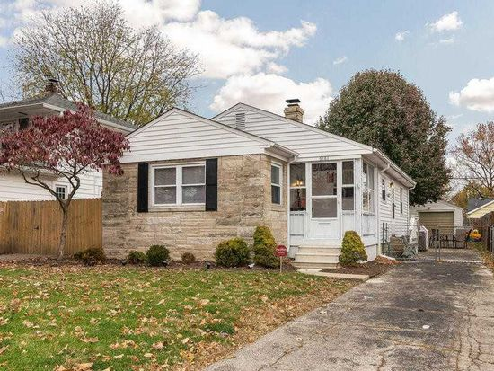 6181 Rosslyn Ave, Indianapolis, IN 46220