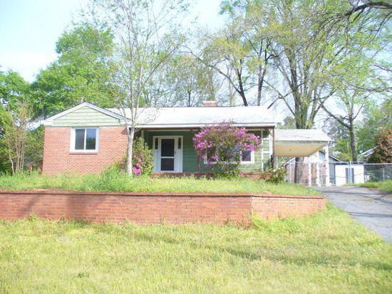 460 E Montgomery St, Milledgeville, GA 31061