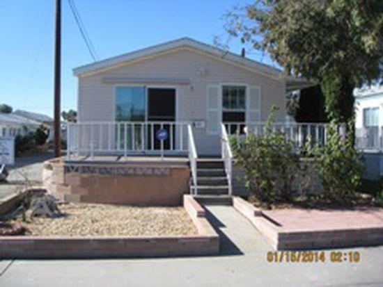 7495 Oakland Rd SPC 8, La Mesa, CA 91942