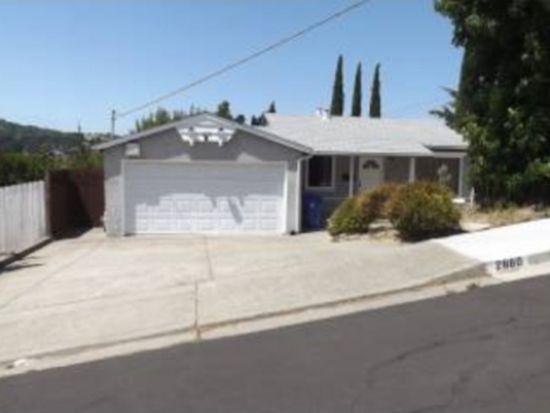 2880 Ruff Ave, Pinole, CA 94564