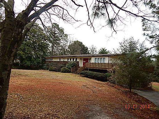 602 Handley Acres Dr, Goldsboro, NC 27534
