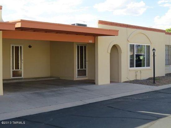 810 S Calle Del Sol, Tucson, AZ 85710