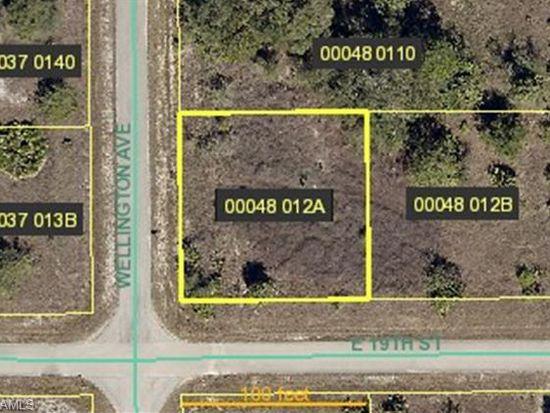 3501 E 19TH St, Lehigh Acres, FL 33972