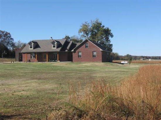30047 S County Road 4340, Whitefield, OK 74472