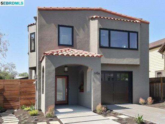 1456 Stannage Ave, Berkeley, CA 94702