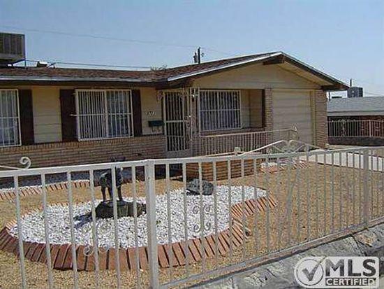 3721 Sunrise Ave, El Paso, TX 79904
