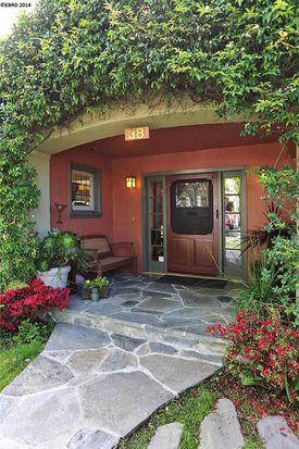 38 Nace Ave, Piedmont, CA 94611
