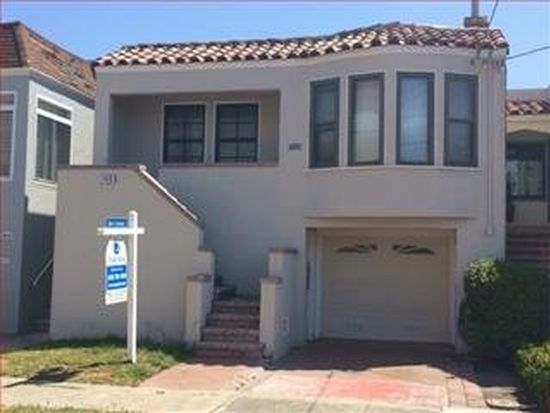 744 Hensley Ave, San Bruno, CA 94066