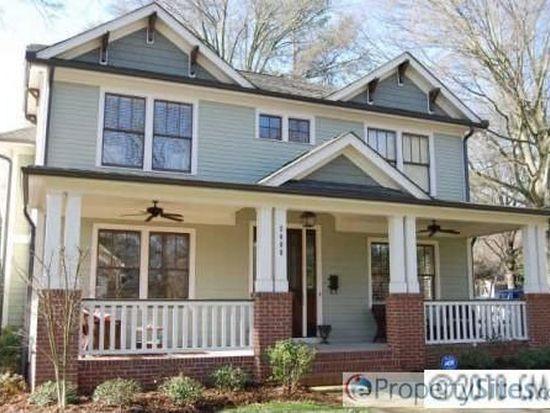 2400 Belvedere Ave, Charlotte, NC 28205