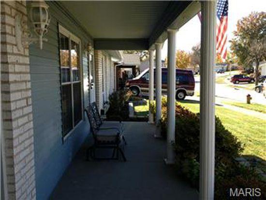 6510 Thornhurst Ct, Saint Louis, MO 63129