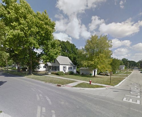 501 N B St, Fairfield, IA 52556