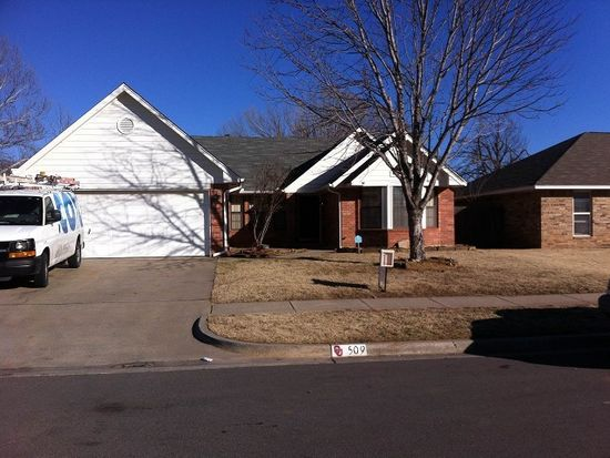 509 Edwards Dr, Norman, OK 73072